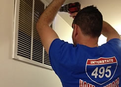 Air Duct Cleaning in Rockville, MD 20852